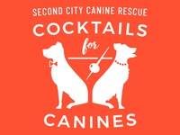 Cocktails for Canines Logo
