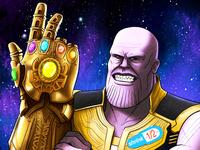 Thanos Blink