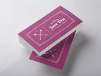 business card psd 2 - Free Business Card Mockup!