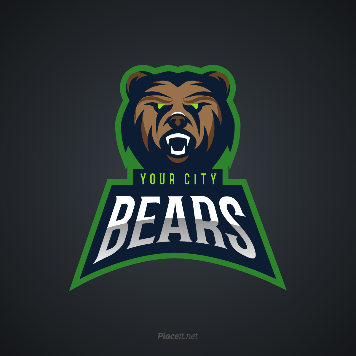 placeit projects sports logo maker dribbble