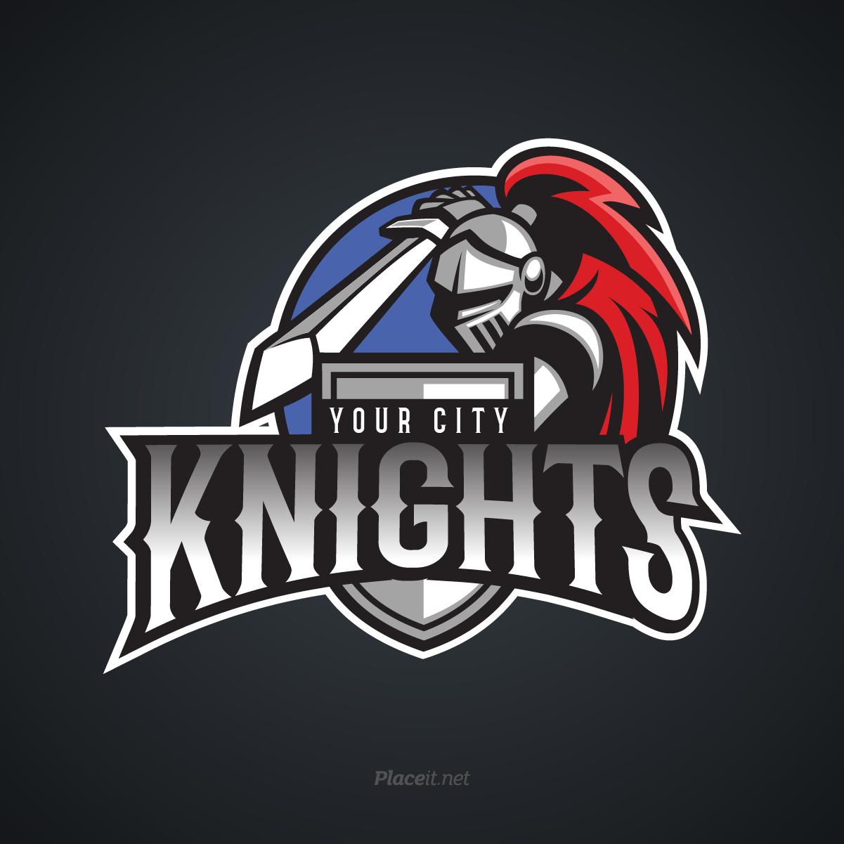 Knights sports logo