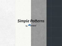 Freebie! 4 Tileable Patterns