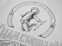 Khanchobany - Azerbaijani Folk Dance Series / Sketch