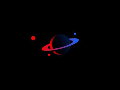 Planet planet mark logo