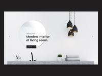 Interior Architect Website Banner