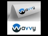 Wavvy LoRa & IoT Technology Logo