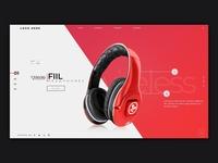 E Commerce Website Banner