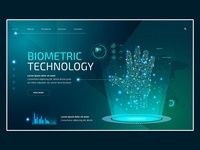 Biometric Technology Banner