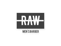 RAW | barber shop identity
