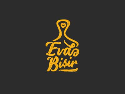 Evdə Bişir loqo