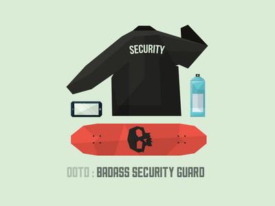 OOTD : security