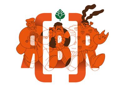 Beer branding - Amarillo Single Hop