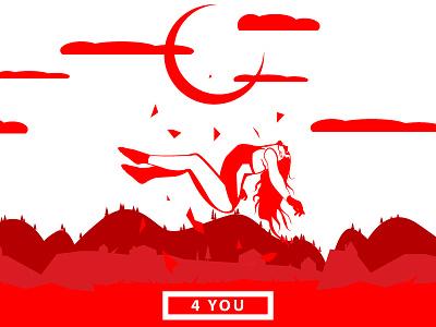 4 YOU illustration design art