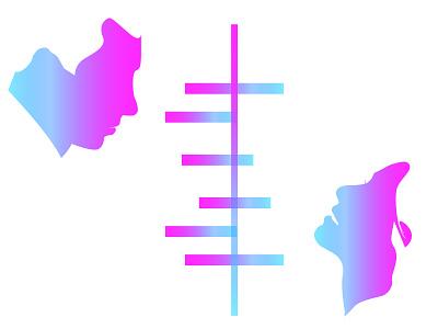 High concept graphics art graphic design illustration