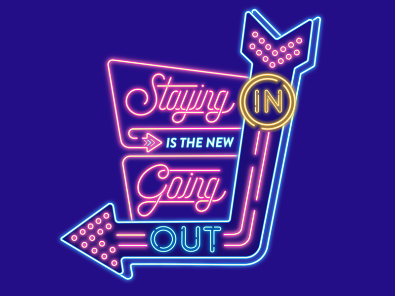 Daily Designer Realities new neon sign funny neon lettering