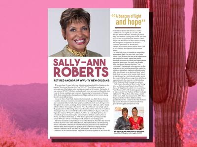 Sally-Ann Roberts (Article Flyer)