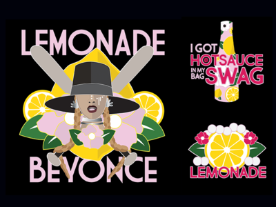 Lemonade Beyonce (T-shirt Designs)