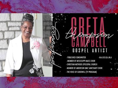 Greta Thompson-Campbell (Social Media Ad)