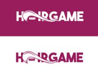 Hair Game (Blank Game Logo #1)