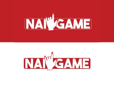 Nail Game (Blank Game Logo #2)