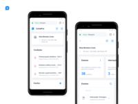 LiviaPro: Pacient Health Data ux brazil pwa react web android google mobile ui product design data ai pro livia tech health healthcare