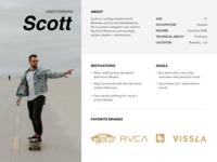 Everyone, meet Scott the Skater