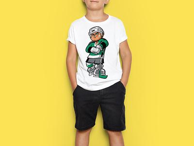 Cartoon Tshirt tshirt design branding illustration vector design adobe illustrator