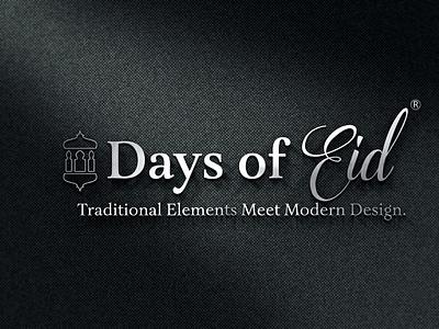 Eid Logo vector logo