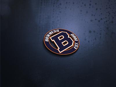 Simple B Logo art