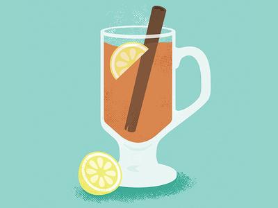 Hot Toddy drinks alcohol lemon