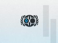 Cyberslash - Cyber Owl logo concept