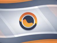 Colour - O Logo design