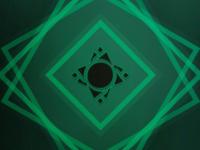 Geometry Tribal Logo