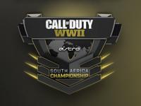 Astro COD South African Championship - Logo Design