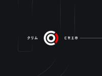 Crim Logo - Minimalist Japanese Style