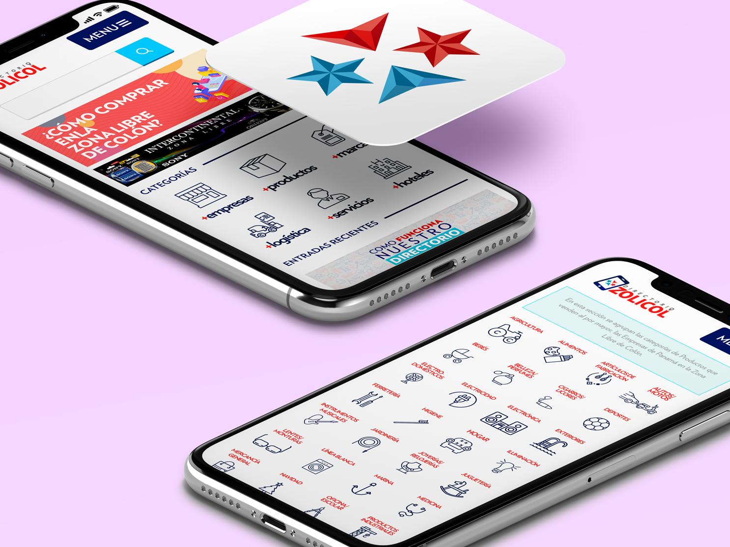 @dizolicol | Mobile First mobile ui webdesign responsive design