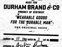 Wearable Goods for the Durable Man