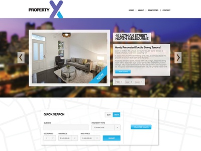 Property X