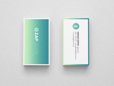 Zap Digital Business Card