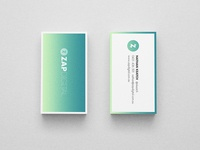 Zap Digital Business Card
