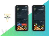 Pizza Ordering App