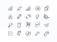 Ebook Icons 📚