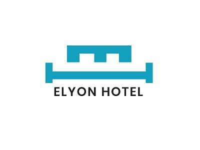 Elyon Hotel Logo logo