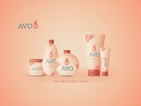 Avo - Lotion Packaging