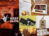 Logo meat restaurant