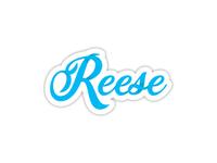 Reese Custom Lettering