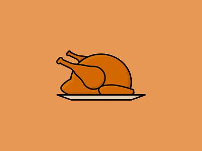 Happy Thanksgiving! turkey day holiday thanksgiving feast food turkey