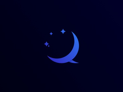 Q+Moon Logo
