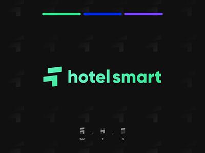 Hotel Smart — Branding logodesign logotype logo brand branding identity