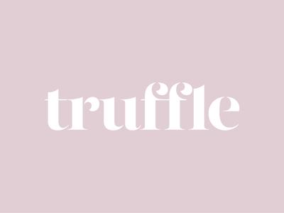 Truffle – Brand Identity – Logo